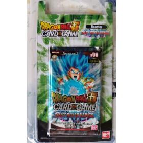 Dragon Ball Super - 1 Booster blister B06 - Destroyer Kings