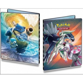 Pokemon Portfolio A4 SL12 Eclipse Cosmique