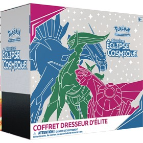 Pokemon Coffret ETB - Elite Trainer Box SL12 - Eclipse Cosmique