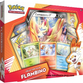 Coffret Pokemon Collection Galar Flambino