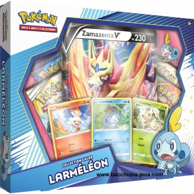 Coffret Pokemon Collection Galar Larmeleon