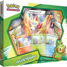 Coffret Pokemon Collection Galar Ouistempo