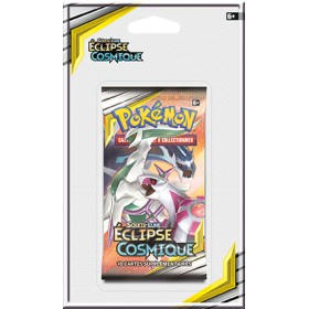 Pokémon 1 Booster blister SL12 Eclipse Cosmique