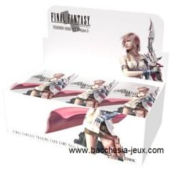 Final Fantasy TCG Display de 36 Boosters Opus 1