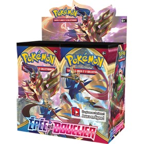 Pokemon Display EB01 Epée et Bouclier (36 boosters)