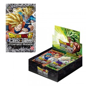 Dragon Ball Super - Boite de 24 Boosters Français -Booster Expansion Boost