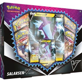 Coffret Pokemon Salarsen V