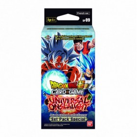 Dragon Ball Super - Pack Edition Spéciale SP09 - Serie 9 - Universal Onslaught