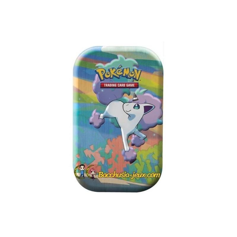 Pokemon Mini Tin Collection Galar - Ponyta de Galar