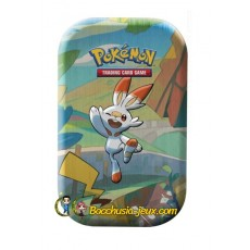 Pokemon Mini Tin Collection Galar - Flambino et Pikachu