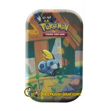 Pokemon Mini Tin Collection Galar - Larméléon et Minisange