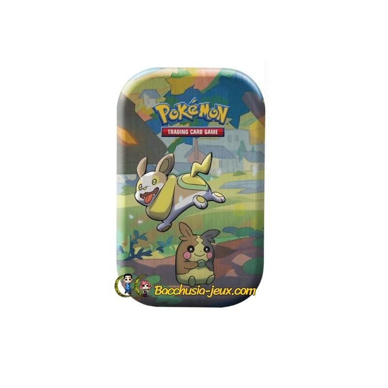 Pokemon Mini Tin Collection Galar - Morpéko et Voltoutou