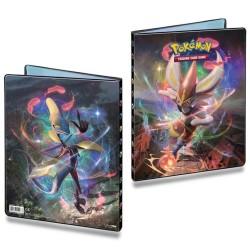 Pokemon Portfolio A4 EB02 Clash des Rebelles