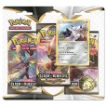 Pokemon Tripack EB02 Clash des Rebelles - Duralugon
