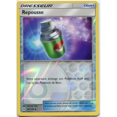 Carte Pokemon SL1 130/149 Repousse reverse