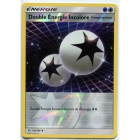 Carte Pokemon SL1 136/149 Double energie incolore reverse