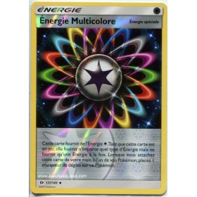Carte Pokemon SL1 137/149 Energie Multicolore reverse
