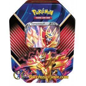 Pokemon Pokebox Zamazenta EB02