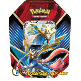 Pokemon Pokebox Zacian EB02
