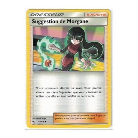 Carte Pokemon SL11.5 65/68 Suggestion de Morgane