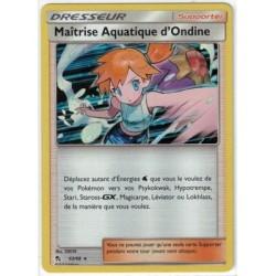 Carte Pokemon SL11.5 63/68 Maitrise Aquatique d'Ondine