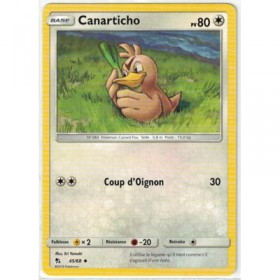 Carte Pokemon SL11.5 45/68 Canarticho