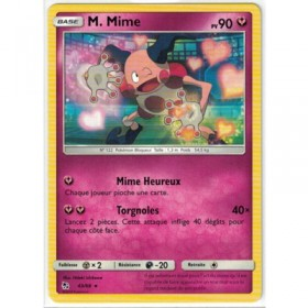 Carte Pokemon SL11.5 43/68 M. Mime