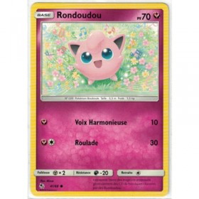 Carte Pokemon SL11.5 41/68 Rondoudou