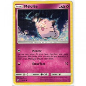 Carte Pokemon SL11.5 38/68 Melofee