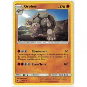 Carte Pokemon SL11.5 35/68 Grolem