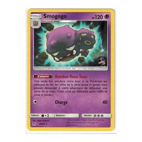 Carte Pokemon SL11.5 29/68 Smogogo