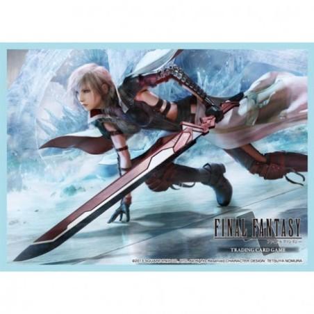 Protège cartes Final Fantasy XIII Lightning x60 pochettes
