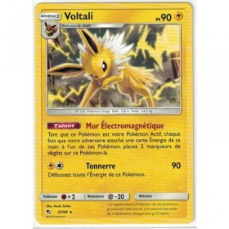 Carte Pokemon SL11.5 23/68 Voltali