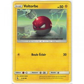 Carte Pokemon SL11.5 21/68 Voltorbe