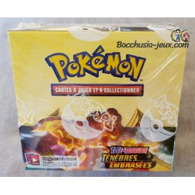 Pokemon Display EB03 Ténèbres Embrasées (36 boosters)