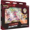 Pokemon Coffret Pin's EB03.5 La Voie du Maître - Arène de Motorby