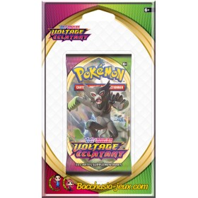 Pokémon 1 Booster Blister EB04 Voltage Eclatant