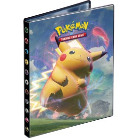 Pokemon Portfolio A5 EB04 Voltage Eclatant