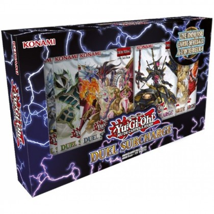 Coffret Yu-Gi-Oh! Duel Surcharge