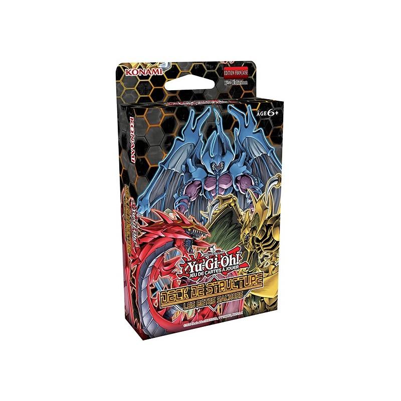 Deck De Structure Yu-Gi-Oh! Les Bêtes Sacrées