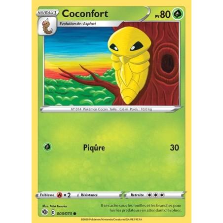 Carte Pokemon EB3.5 3/73 Coconfort