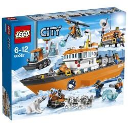 LEGO 60062 Le brise glace artique