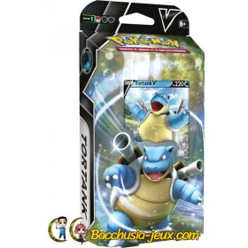 Pokemon Kit d'initiation Deck de Combat Tortank V