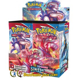 Pokemon Display EB05 Styles de combat (36 boosters)