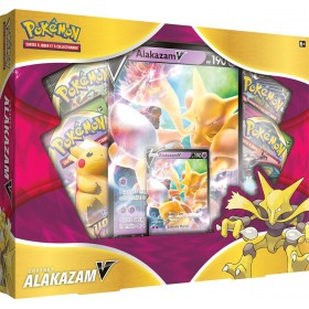 Coffret Pokemon Alakazam V