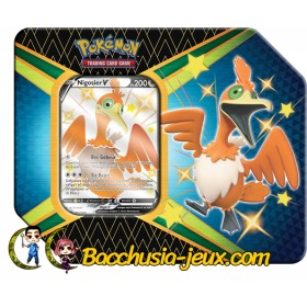 Pokemon Pokebox Escouade EB4.5 Destinées Radieuses Nigosier