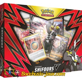 Coffret Pokemon Shifours V Poing final