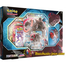 Pokemon Coffret Battle Vmax tortank