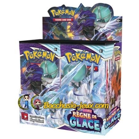 Pokemon Display EB06 Règne de Glace (36 boosters)