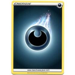 10 Cartes Pokémon Energie Obscurite série 3